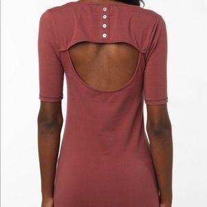 Obey Casual Bodycon Dress - Medium